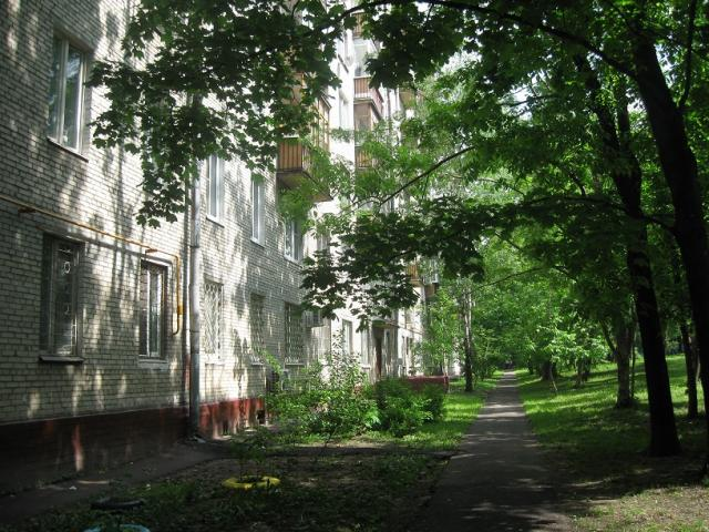 город Москва, Университетский проспект, 21к4